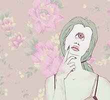 The Wall Flower by Olivia Sementsova