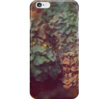 Blue Hydrangeas iPhone Case/Skin