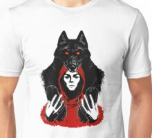 lil' red ridin' hood Unisex T-Shirt