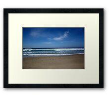 Beach # 2 Framed Print