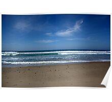 Beach # 2 Poster