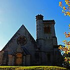 All Saints Church, Bodalla by Evita