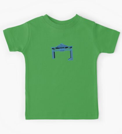 Flynn's Recognizer - TRON Kids Tee