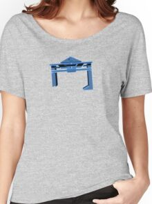 Flynn's Recognizer - TRON Women's Relaxed Fit T-Shirt