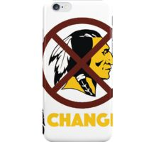 Change It: Redskins iPhone Case/Skin