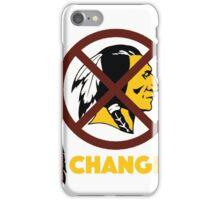 Change It: Redskins iPhone Case/Skin
