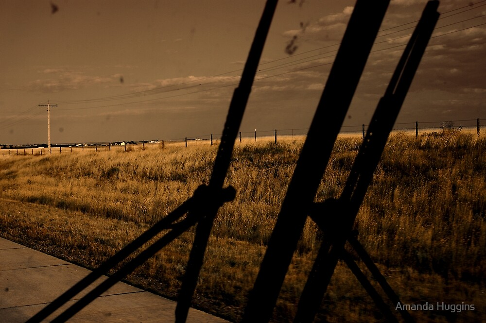 somewhere about the midwest. by Amanda Huggins