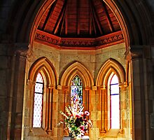 All Saints Church Bodalla #2 by Evita