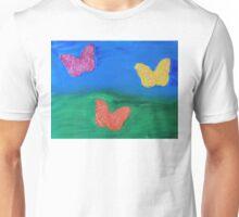 Butterflies. Unisex T-Shirt