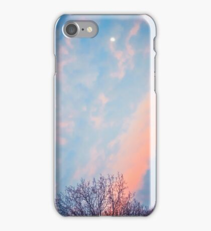 Cotton Candy Sky iPhone Case/Skin