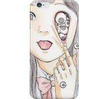 got my eye on you iPhone Case/Skin
