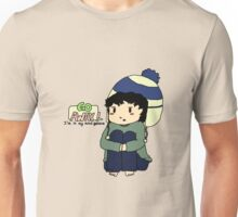 Teen Sherlock - Go Away! I'm in my mind palace! Unisex T-Shirt