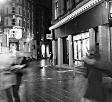 night moves - Liverpool by gail anderson