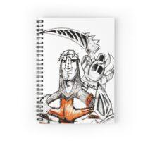 The Crusader Spiral Notebook
