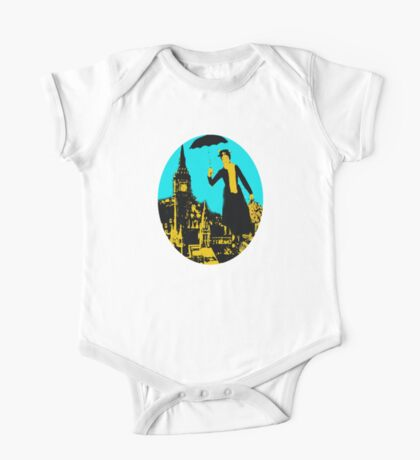 Mary in the city One Piece - Short Sleeve