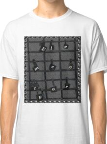Elementary Locked Variant 2.0 Classic T-Shirt