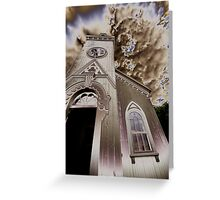 Searching for something divine Greeting Card