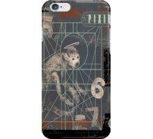universal funk iPhone Case/Skin