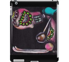 Golden Heart iPad Case/Skin