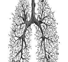 Branched lungs by Mel-777