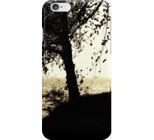 Tree at the Seaside iPhone Case/Skin