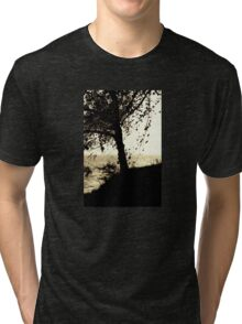 Tree at the Seaside Tri-blend T-Shirt