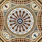 Rotunda in Symmetry #2 by Tim Devine