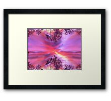Is It Just Me.................. Framed Print