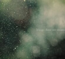 {what are your dreams made of?} by massan