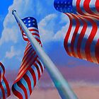 Old Glory by Colleen Friedman