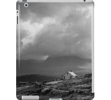 Lone Cottage, Southern Ireland iPad Case/Skin