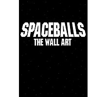 Spaceballs The Product Photographic Print