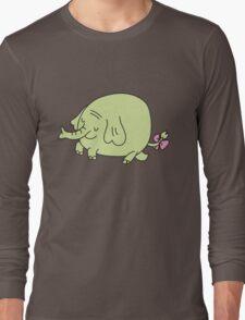 E for Elephant Long Sleeve T-Shirt