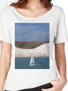 White Cliffs Of Dover Women's Relaxed Fit T-Shirt