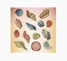 Seashell Pattern Unisex T-Shirt