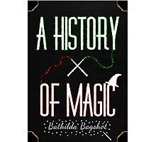 History Of Magic 2 Photographic Print