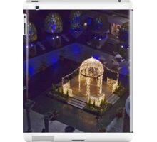 Night Time Gazebo iPad Case/Skin