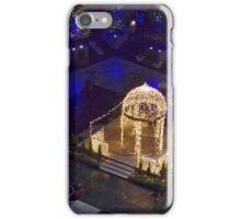 Night Time Gazebo iPhone Case/Skin