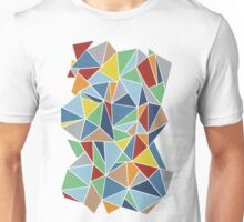 Abstraction Outline Unisex T-Shirt