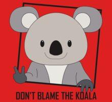 DON'T BLAME THE KOALA One Piece - Long Sleeve