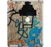 Scribbled Art iPad Case/Skin