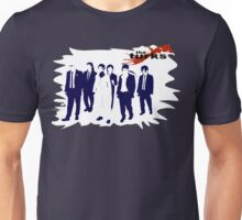 Final Fantasy VII Reservoir Turks  Unisex T-Shirt