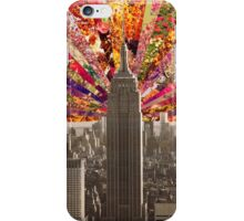 BLOOMING NY iPhone Case/Skin