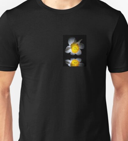 Reflection of a Daffodil Unisex T-Shirt