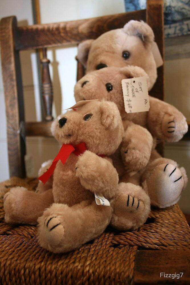 The 3 Bears by Fizzgig7