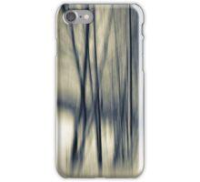 borderline iPhone Case/Skin