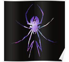 My Chemical Romance Danger Days Album Logo (Galaxy Print) Poster