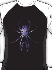MCR Danger Days Spider Galaxy Print T-Shirt