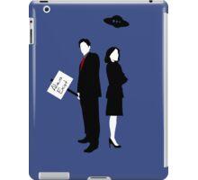 Fox and Dana iPad Case/Skin