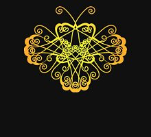 Butterfly ornament Unisex T-Shirt